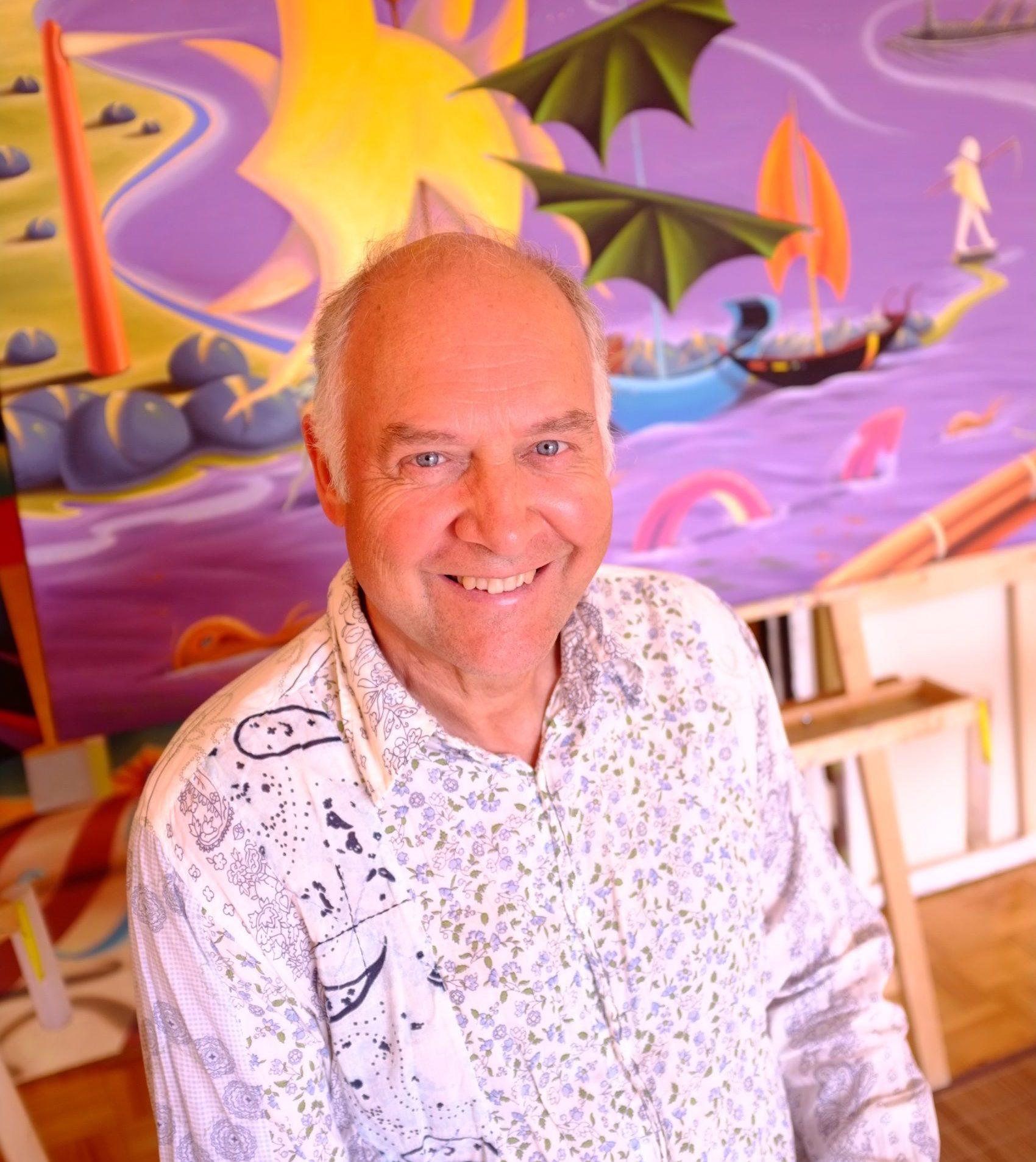 Pierre Demers, formateur FELA